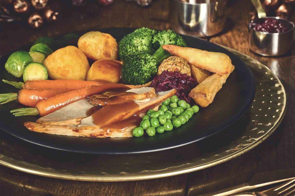 Festive Roast Dinner