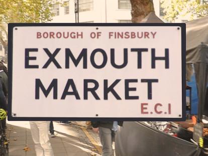 Quorn Street Food Tour - Exmouth Market