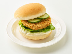 The Quorn SFQ (Southern Fried Quorn) Burger
