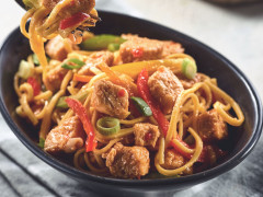 Sweet Chilli Noodle Pot