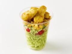 Dipper Super Shaker Salad