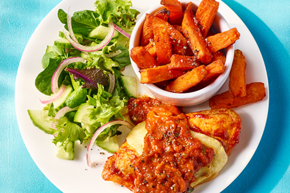Quorn's Hunter Style Quorn Fillets