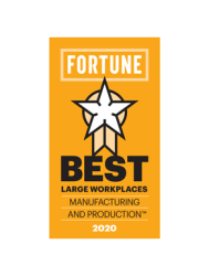 Fortune 2020 Best Large Workplaces