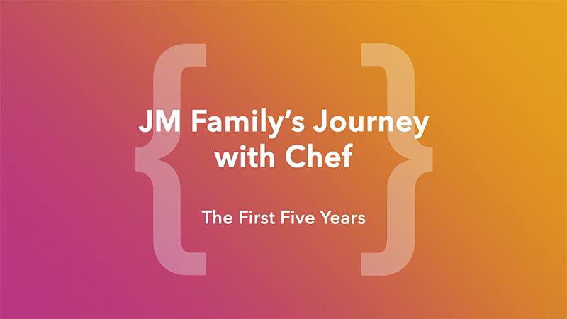JM Family's Journey with Chef: The First Five Years