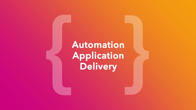 Automation Application Delivery