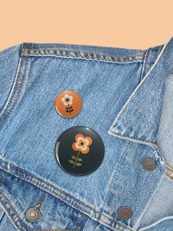 Pins and Buttons