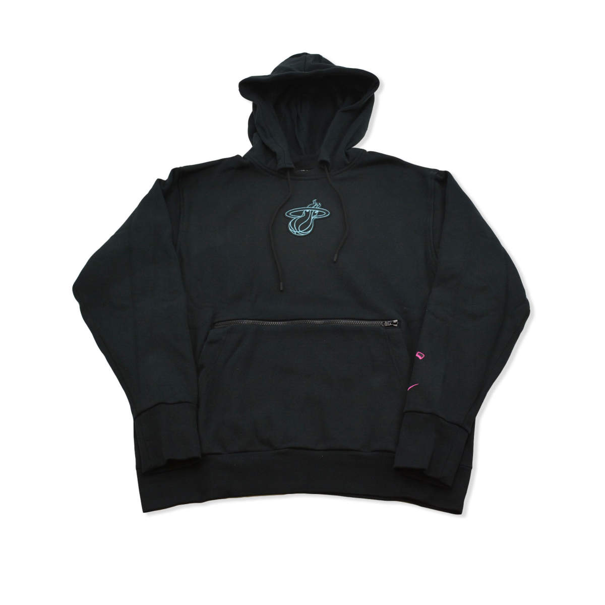 Miami heat ce courtside hoodie