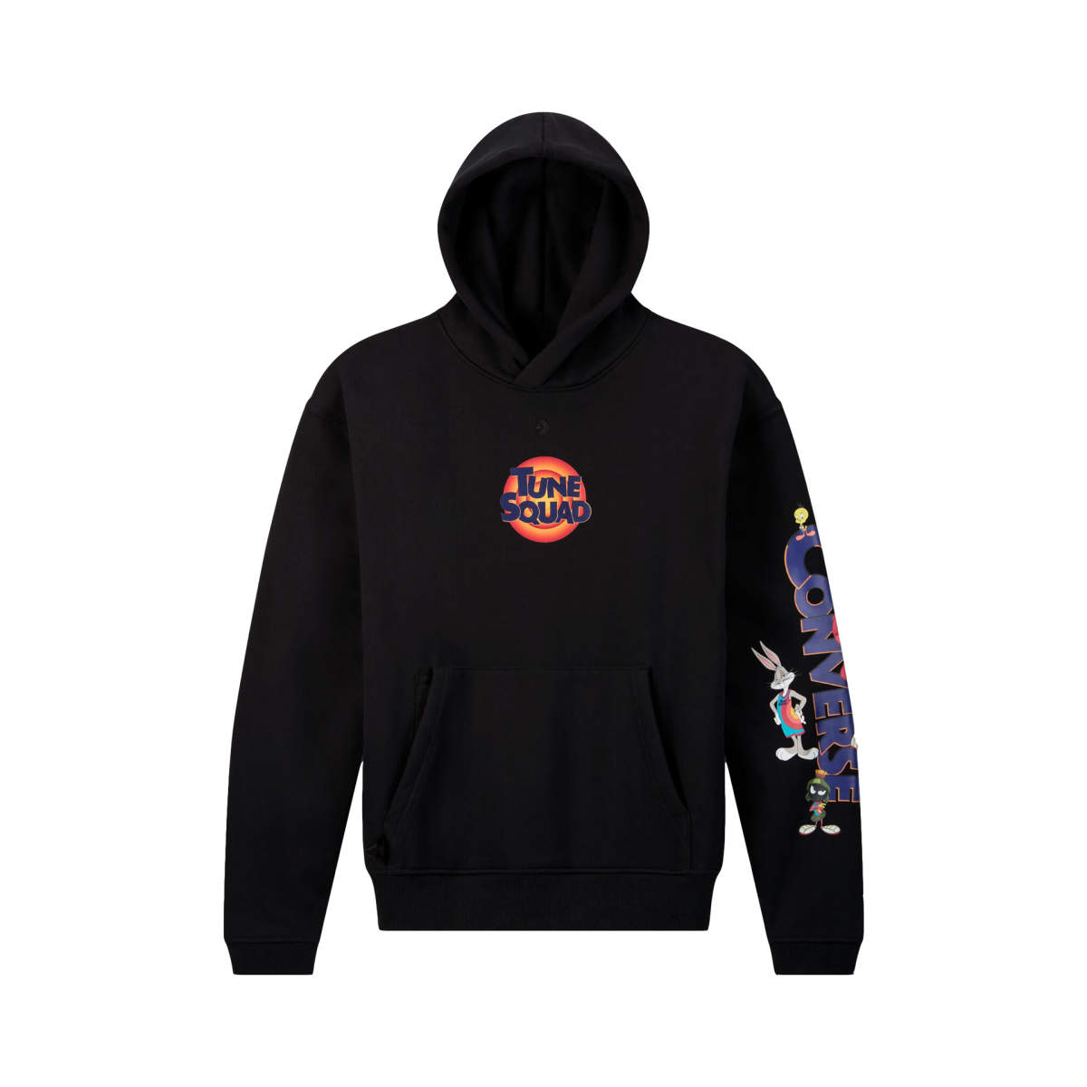 Converse x space jam court ready po hoodie