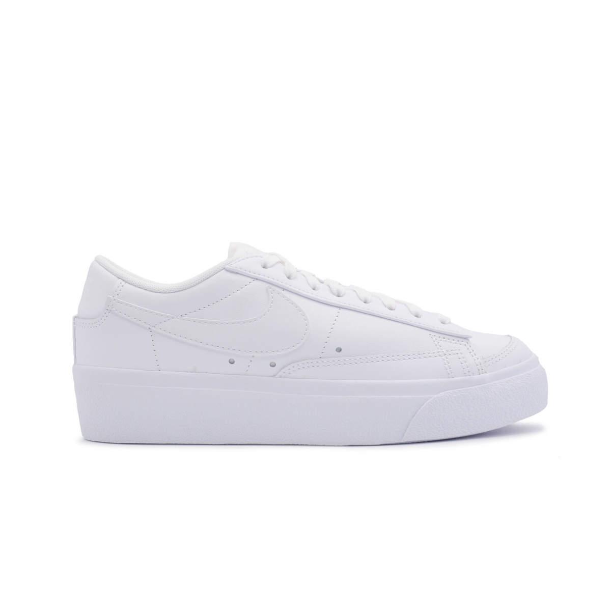Wmns blazer low platform white