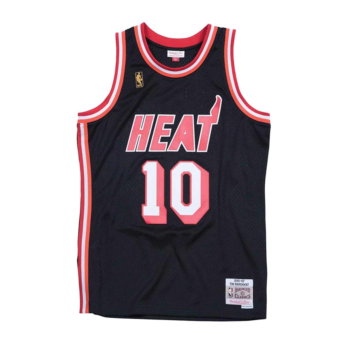Miami heat swingman jersey 1996-97 hardaway