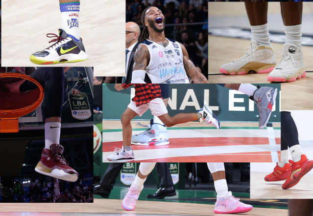 Airness Starting Five – Febbraio 2020