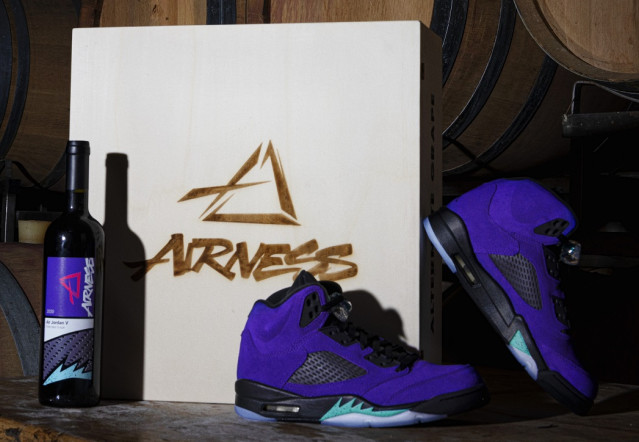 "More Than Pics: Air Jordan 5 ""Alternate Grape"""