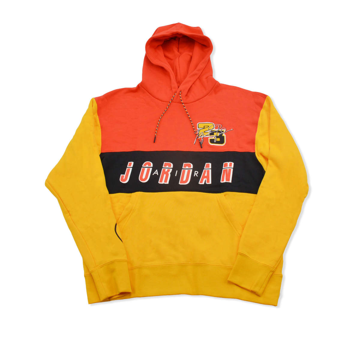 Sport dna hoodie chile red