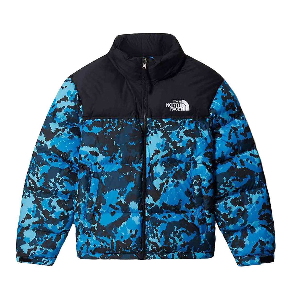 The north face 1996 retro nuptse jacket lake blue