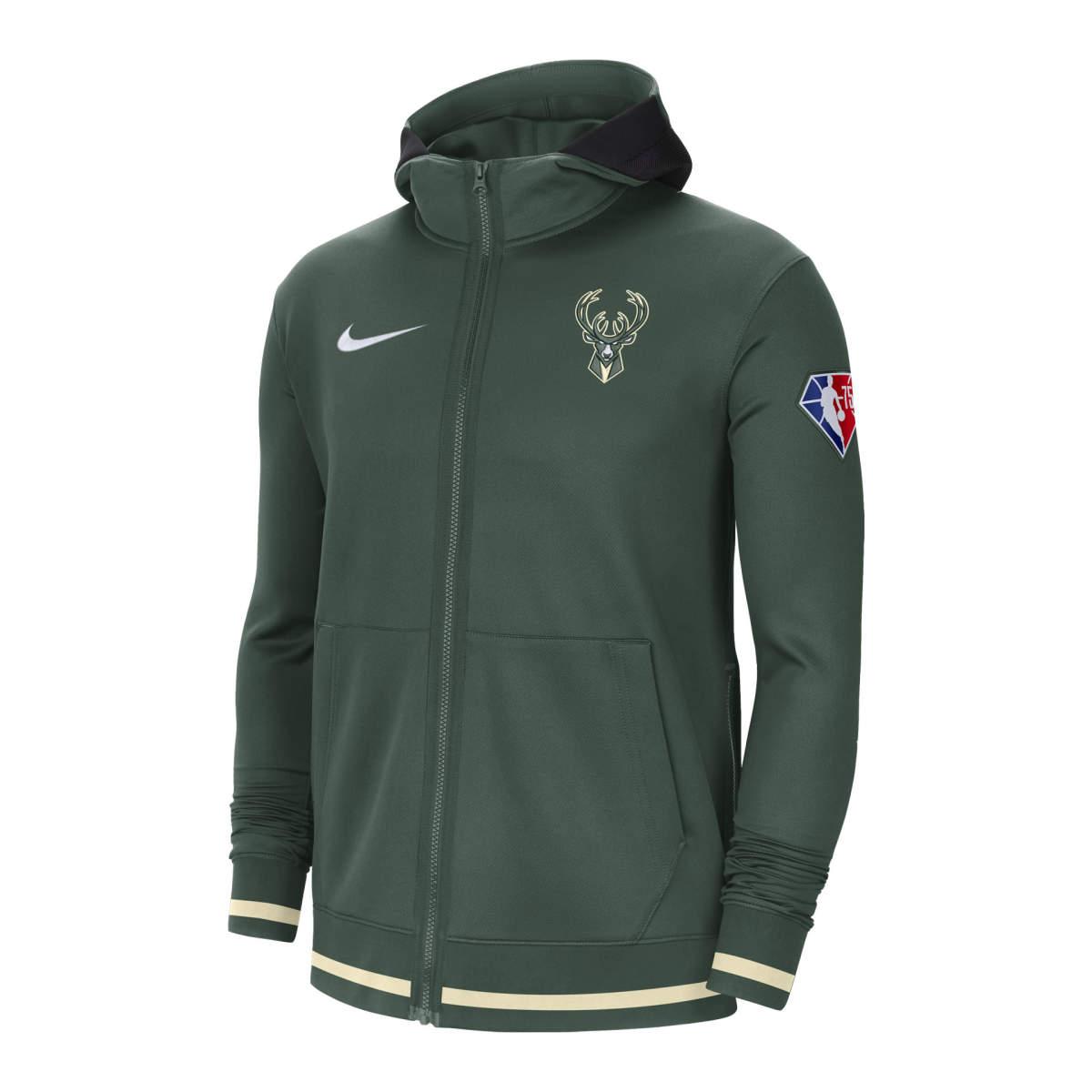 Milwaukee bucks showtime hoodie