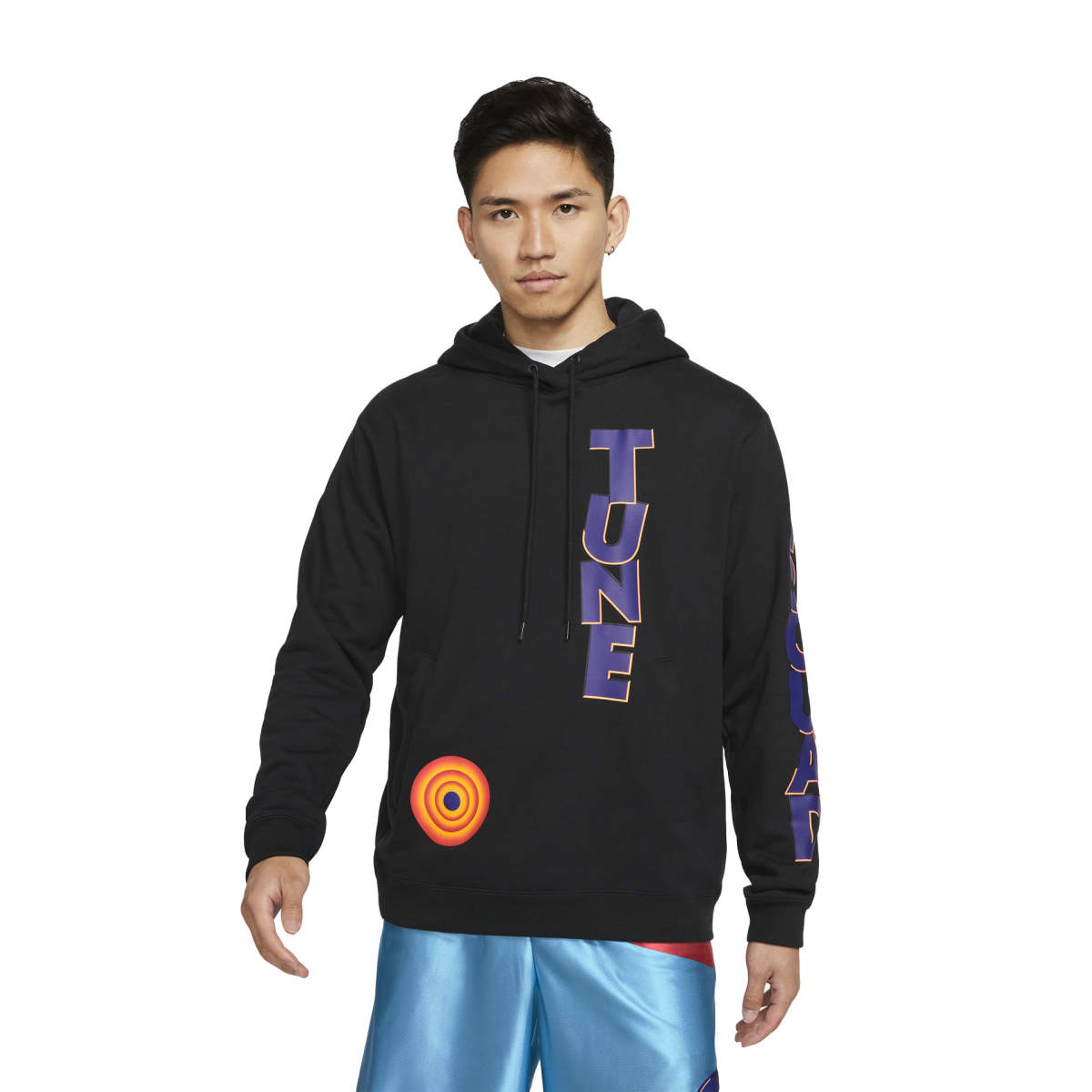 Lebron x space jam tune squad hoodie