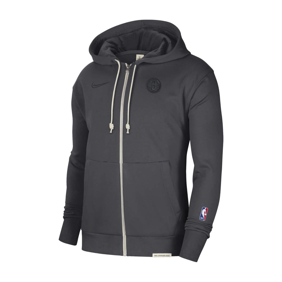 Brooklyn nets standard issue fz hoodie