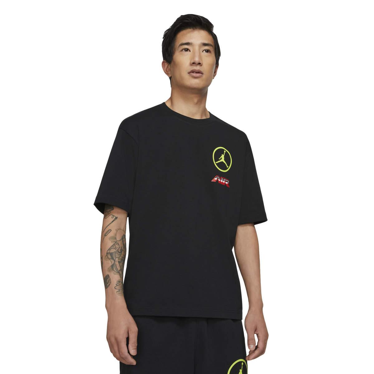 Sport dna tee black