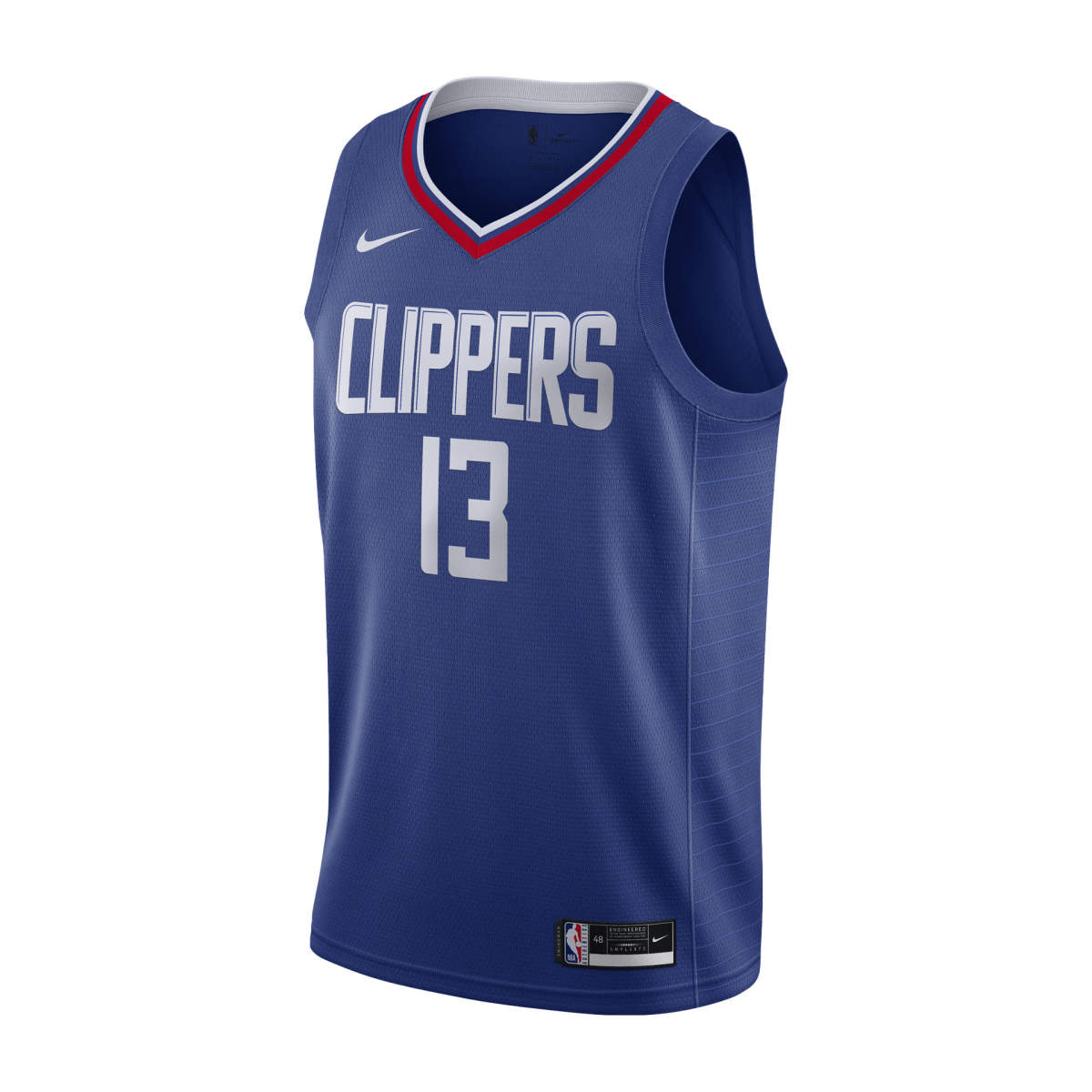 Los angeles clippers icon swingman jersey george