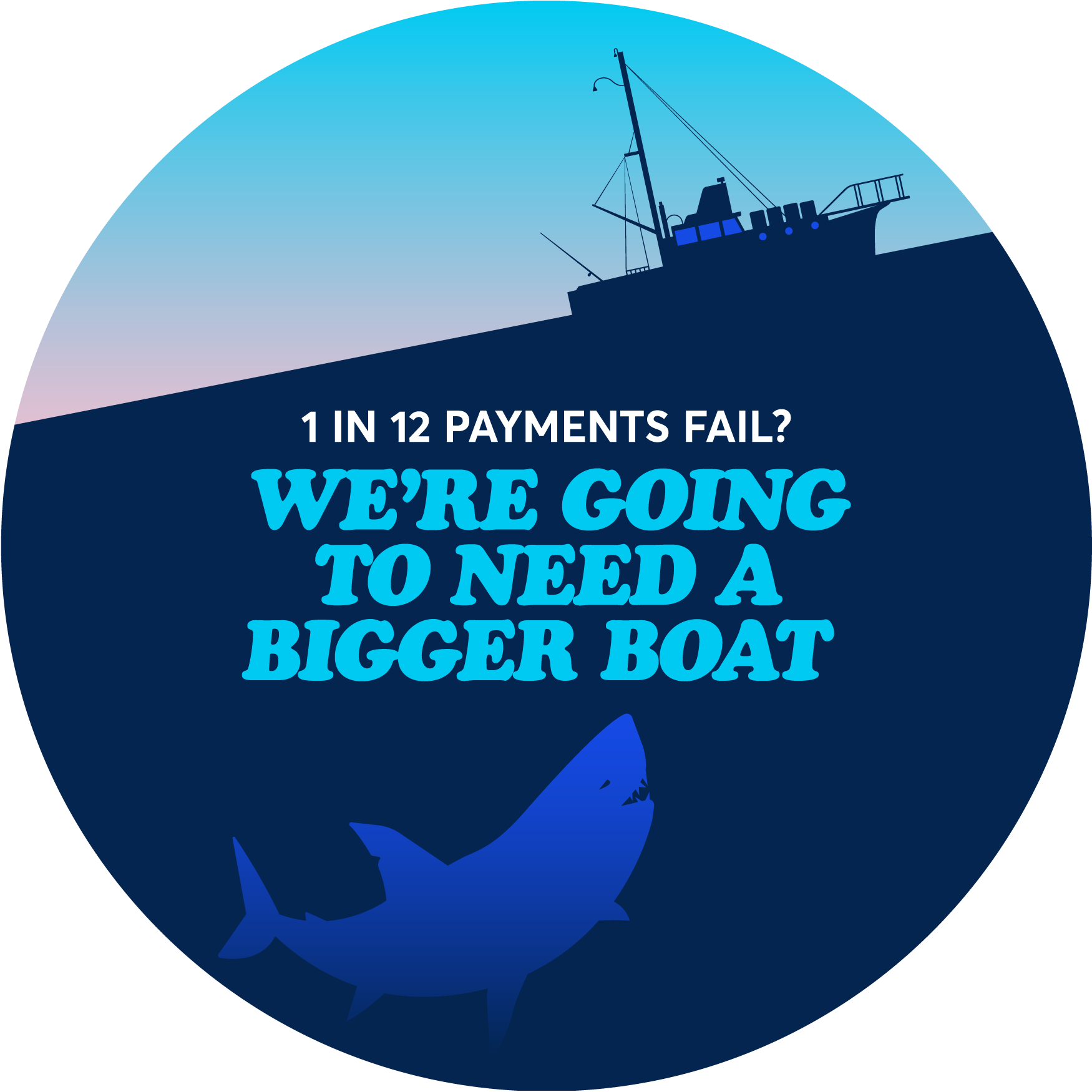 Save yourself from the jaws of failed payments