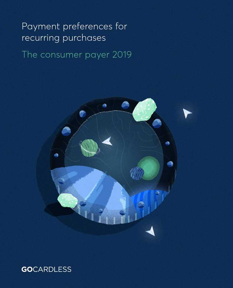 [Report] Consumer payment preferences for recurring purchases: 2019