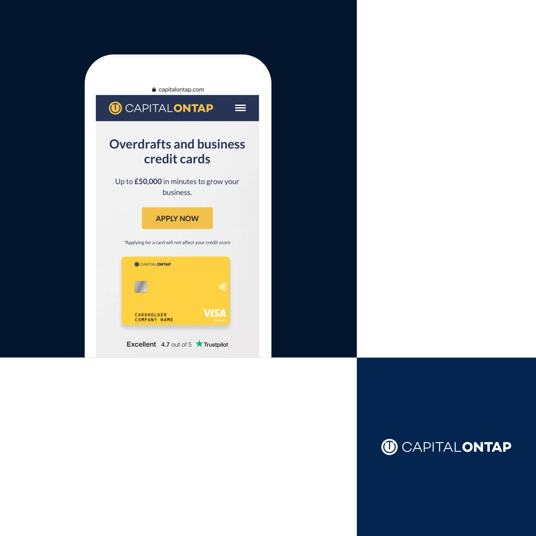 Capital on Tap reduces the cost of collecting payments by 90%