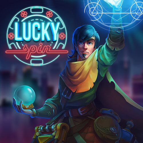 LuckySpin Large 500x500