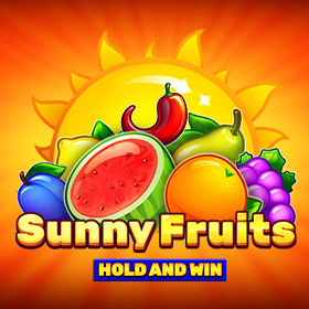 Sunny Fruits: Hold & Win