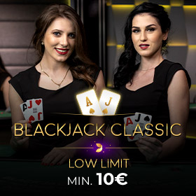 BlackjackClassicLowLimit