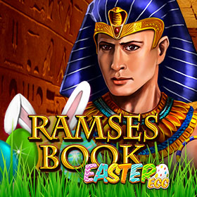Ramses Book Easter Egg Hunt