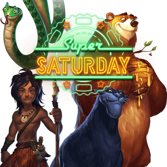 Super Saturday Overlay