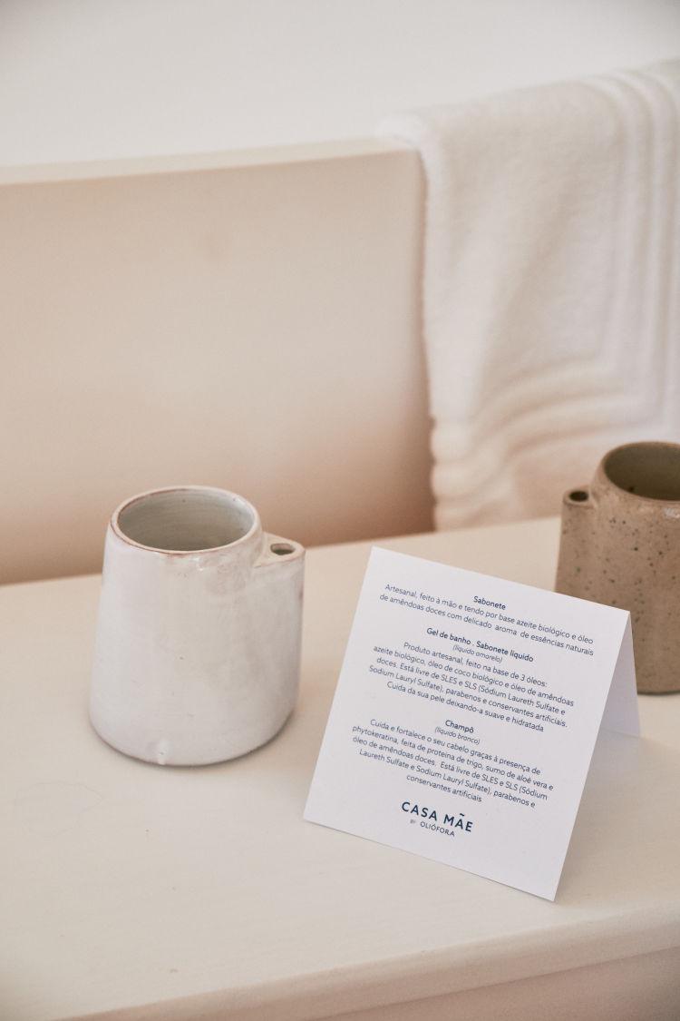 Produtos de banho Esplanada