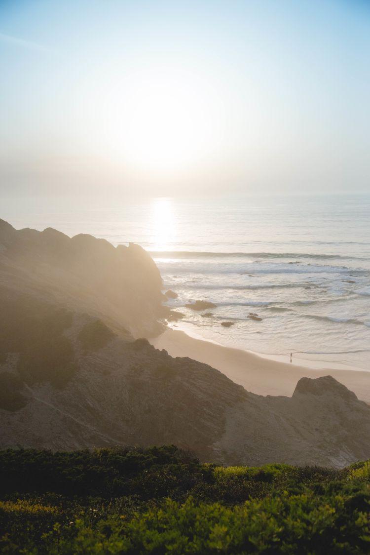 Lost Beach Sunset