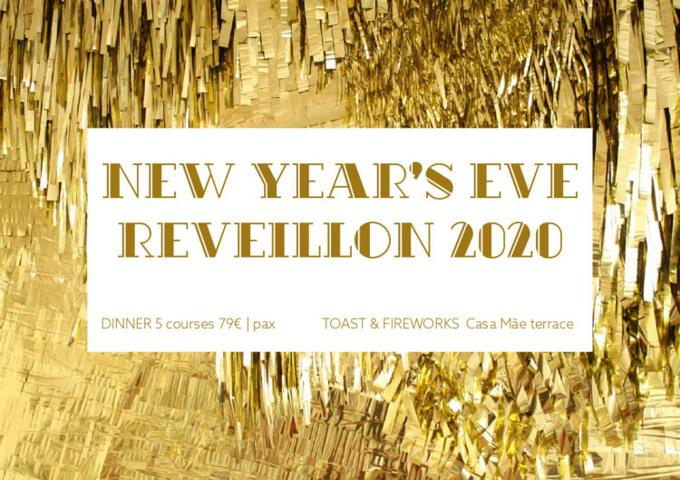 Csasa Mae Lagos Portugal New Years Dinner 2020 ed