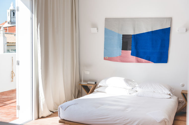 JDB Deluxe bed landscape