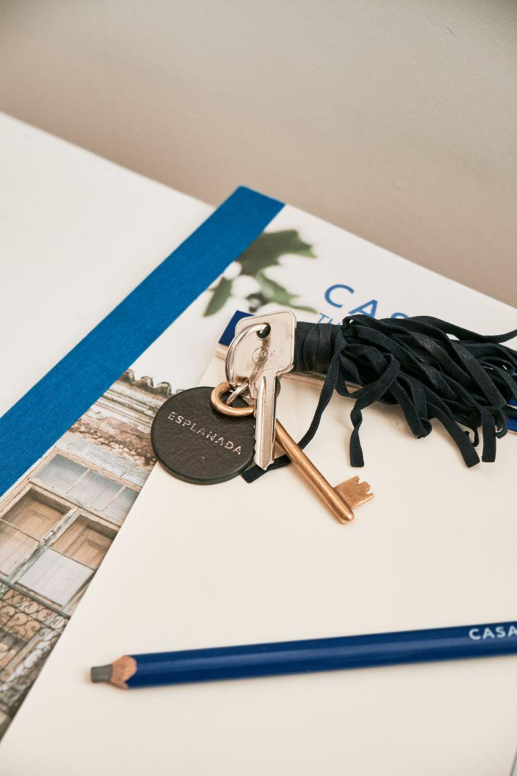 Esplanada keys