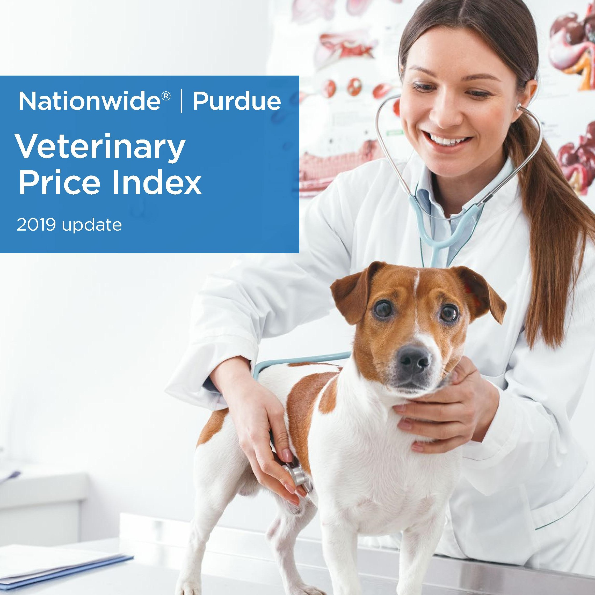 Nationwide Purdue Veterinary Price Index