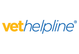 Vethelpline logo