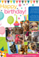Pet birthday pictures