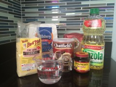 Carob Recipe Ingredients