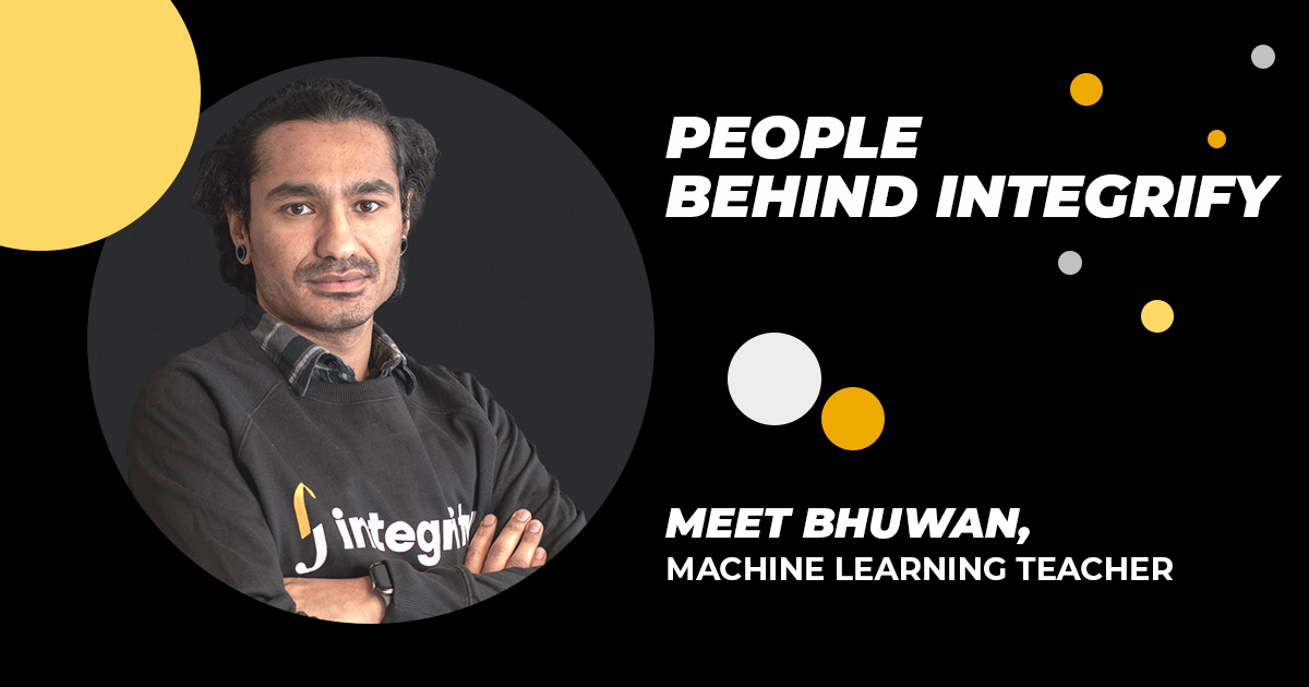 Thumbnail People of Integrify Bhuwan