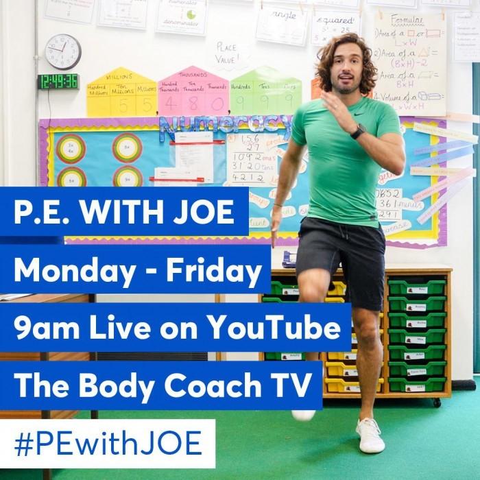 PE With Joe 3