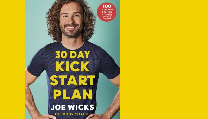 30 Day Kick Start Plan book cover