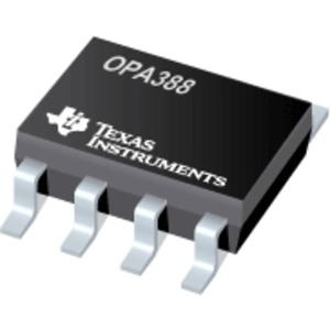 Texas Instruments OPA388 op amp (cr)