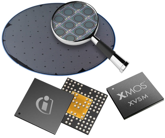 Infineon-XMOS voice-recognition (cr)