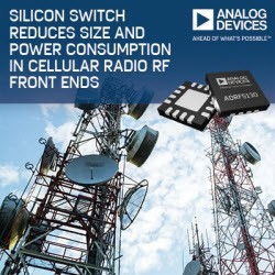 Analog Devices silicon switch