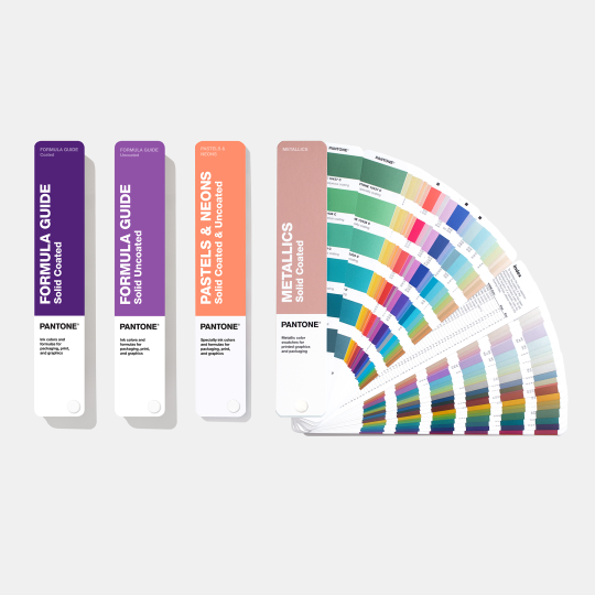 Pantone-solid-guide-set