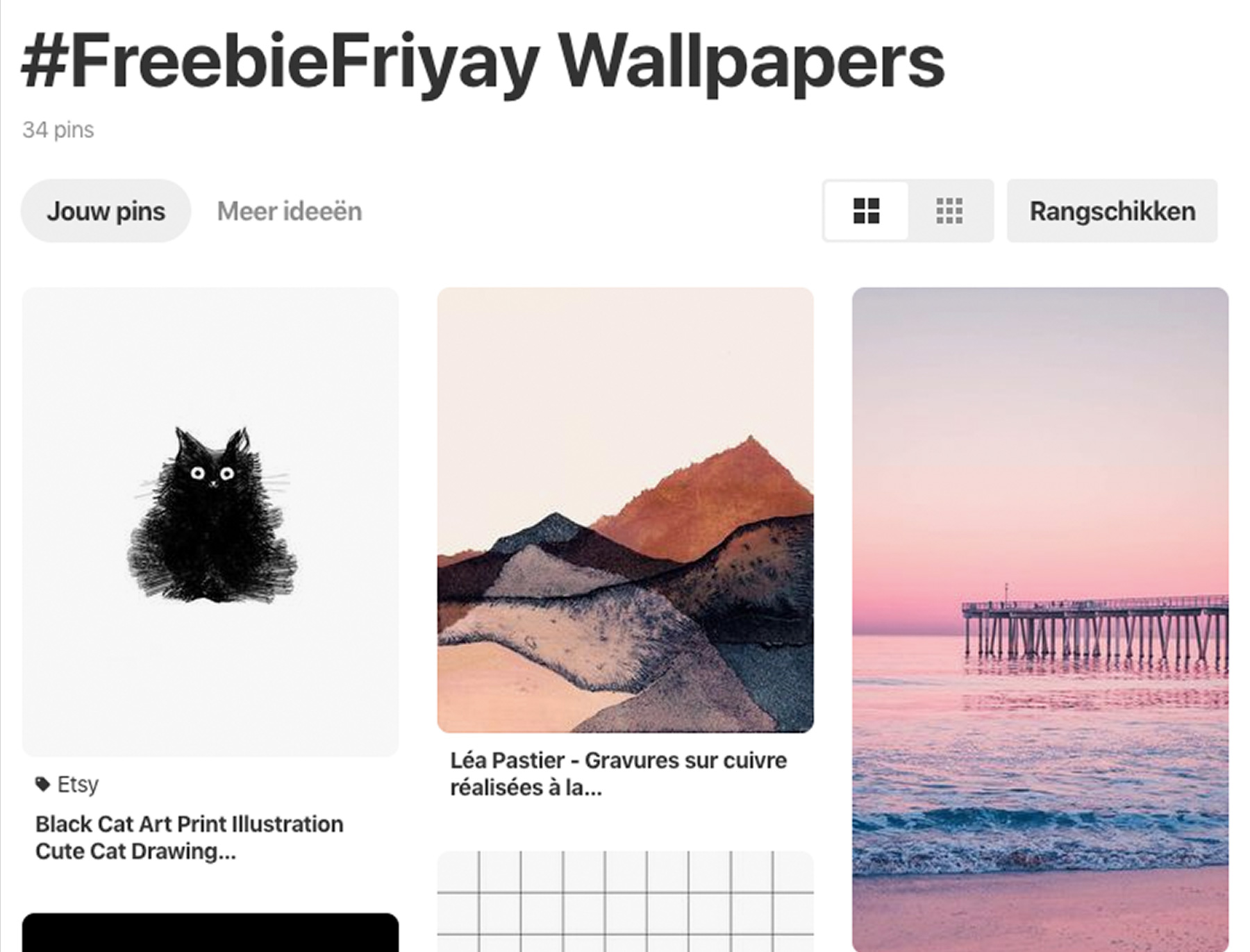 FreebieFriyay week 51 pinterest