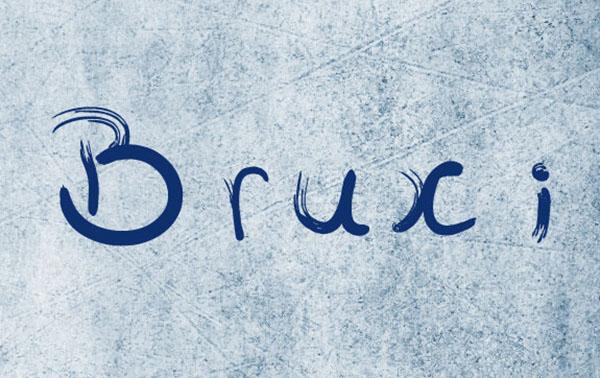 handgeschreven-font-bruxi