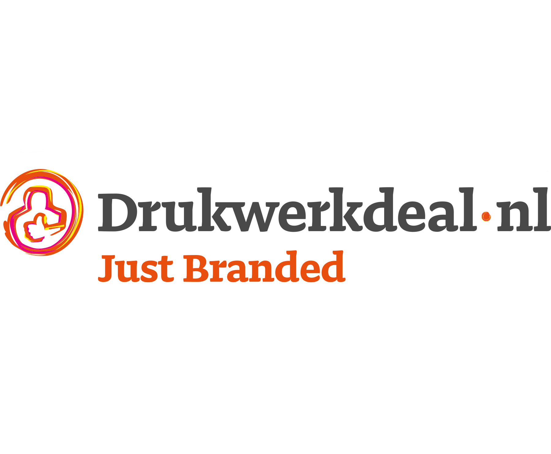 Drukwerkdeal Just Branded